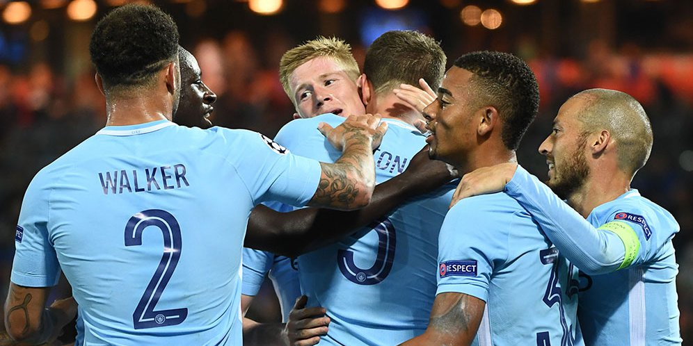 Awal Brilian Man City di Eropa