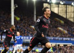Hasil Pertandingan Arsenal vs Everton: Skor 2-5