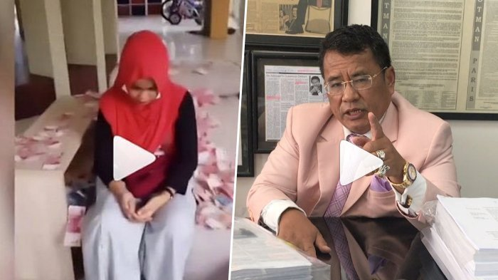 Hotman Paris Tanggapi Video Viral Bu Dendy Sawer Uang ke 'Pelakor'