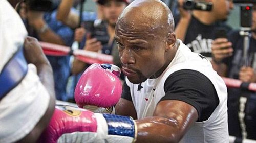 Ingin Rematch Lawan McGregor, Mayweather Terjun ke MMA