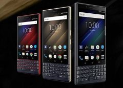 BlackBerry Luncurkan BlackBerry Key2