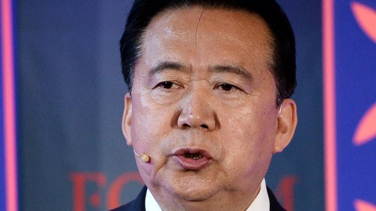 China, Interpol, Meng Hongwei,Istri Mantan Bos Interpol yang Ditahan China