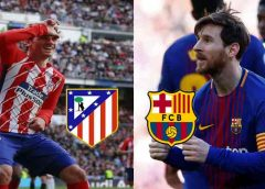 Prediksi Atletico Madrid vs Barcelona 25 November 2018